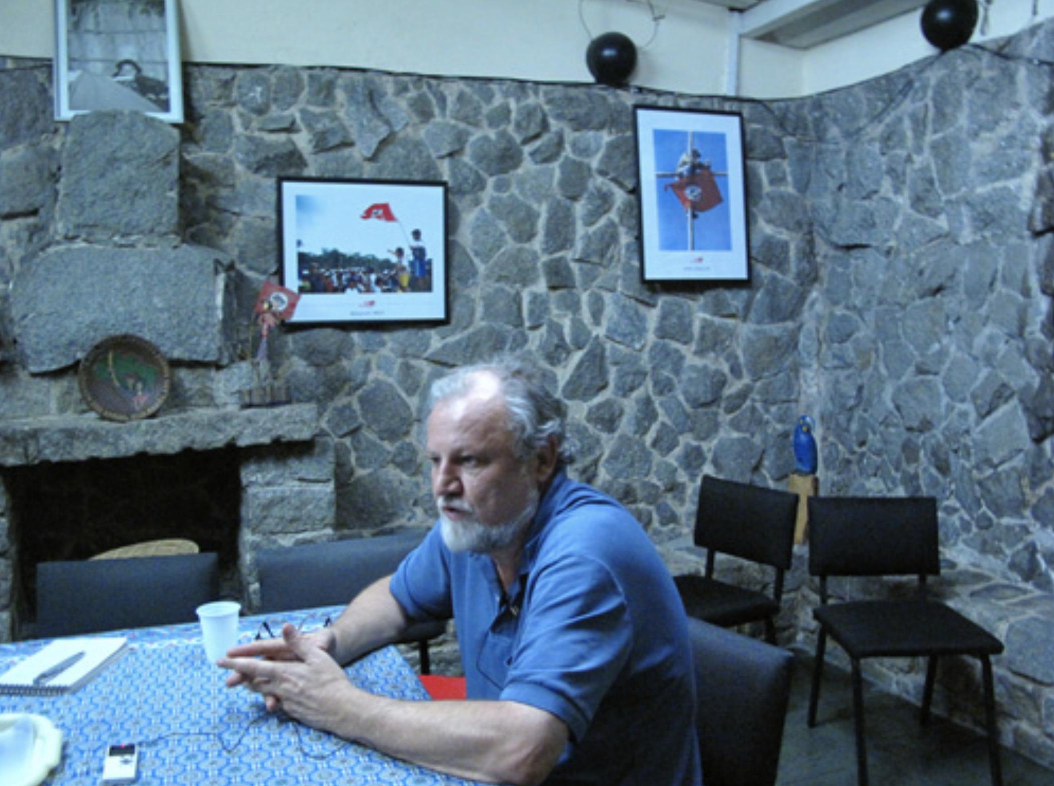 Stédile: Por incrível que pareça, Globo faz parte da associação do agronegócio