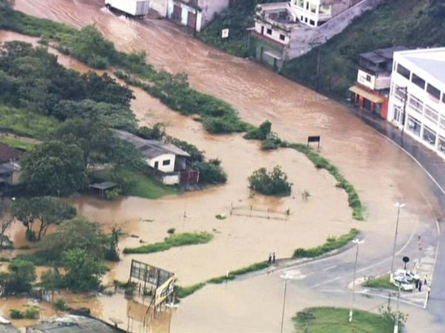 Júlio Cerqueira sobre a inundação de Franco da Rocha: Uma irresponsabilidade da Sabesp