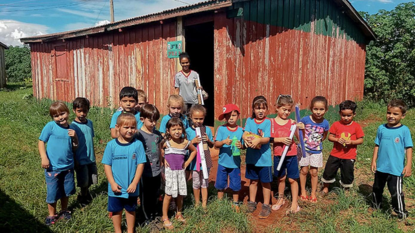 Eldorado dos Carajás: A escola é orgulho, para romper com passado de exclusão