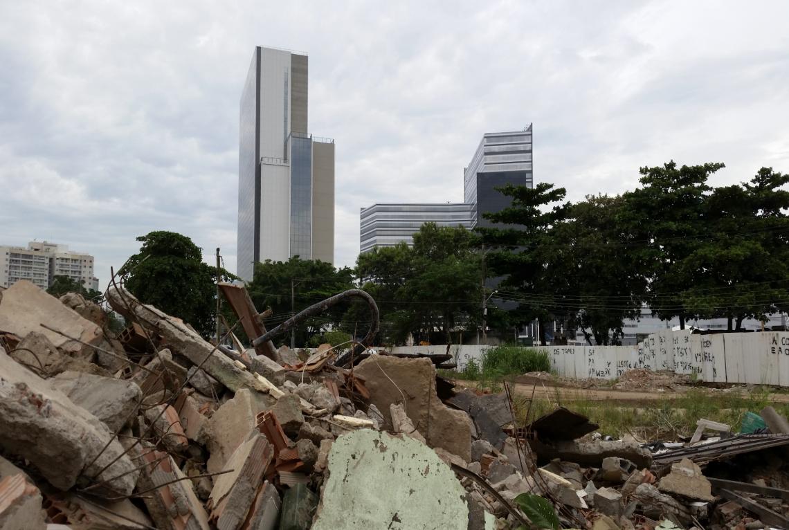 """O Rio e a Olimpíadas: """"Limpeza"""" social com indenizações miseráveis"""
