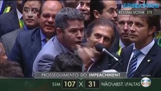 Deputado que tomou golpe do PR e perdeu cargo em comissão foi ardoroso defensor do impeachment