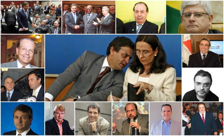 Carone: Doutor Janot, por que os esquemas de corrupção envolvendo Aécio Neves e seu grupo quase não foram apurados, nem punidos?