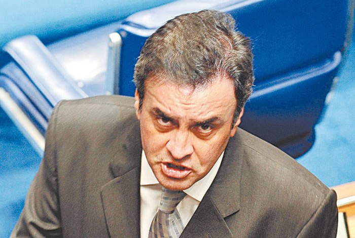"""Aécio Neves, o """"deputado fantasma"""""""