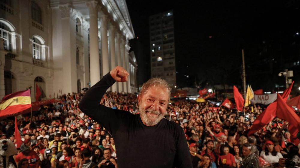URGENTE: Conselho de Direitos Humanos da ONU decide que Lula tem pleno direito de ser candidato; decisão é obrigatória