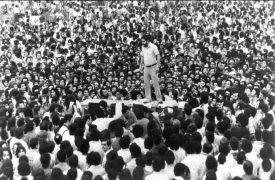 João Paulo Rillo: E um grande silêncio fez-se em 7 de abril