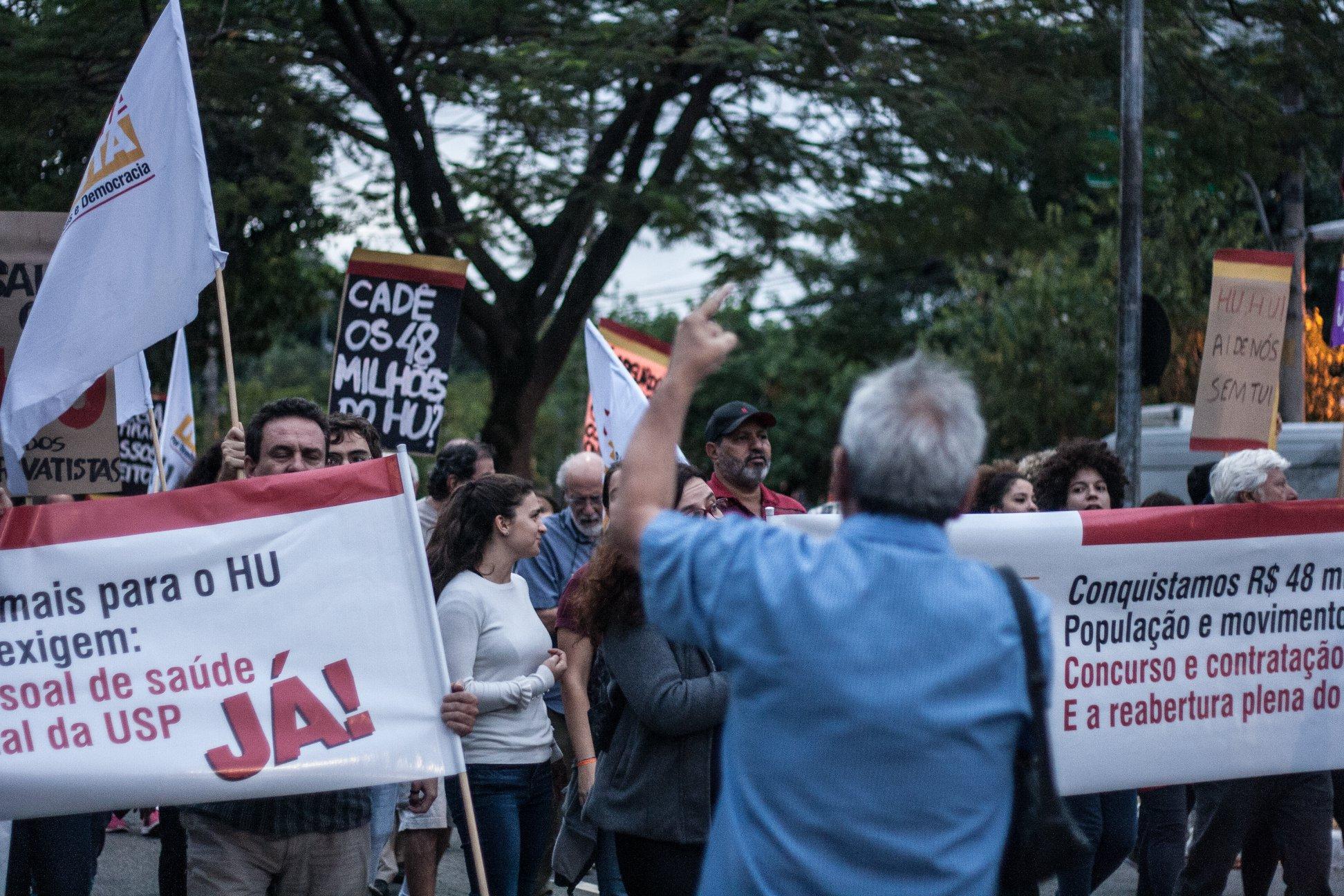 João Paulo Rillo: Alckmin, França, Zago, cadê os R$ 48 milhões do Hospital Universitário da USP?