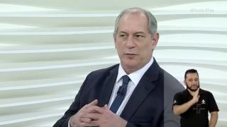 Ciro foca na agenda econômica e se apresenta como alternativa ao PT e a Bolsonaro; veja o resumo da entrevista