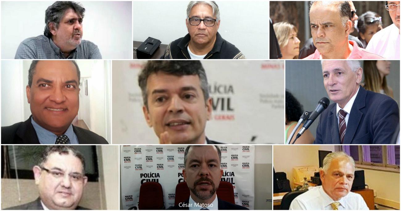Delegado responsável pelas delações de Nilton Monteiro e Marcos Valério é ameaçado de morte, denuncia Comissão de Direitos Humanos da OAB/MG