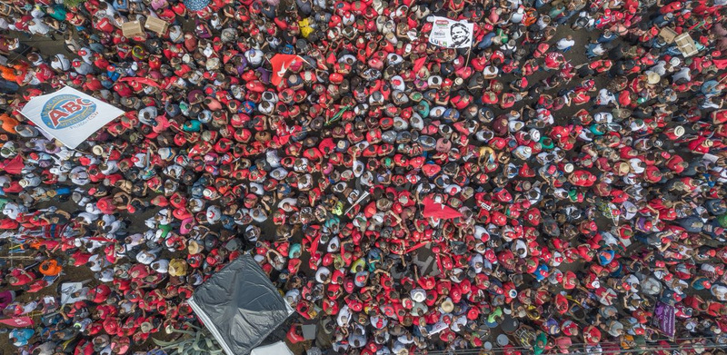 """Consulta Popular: Derrota em 2018 pode levar a """"longo período de isolamento"""" da esquerda"""