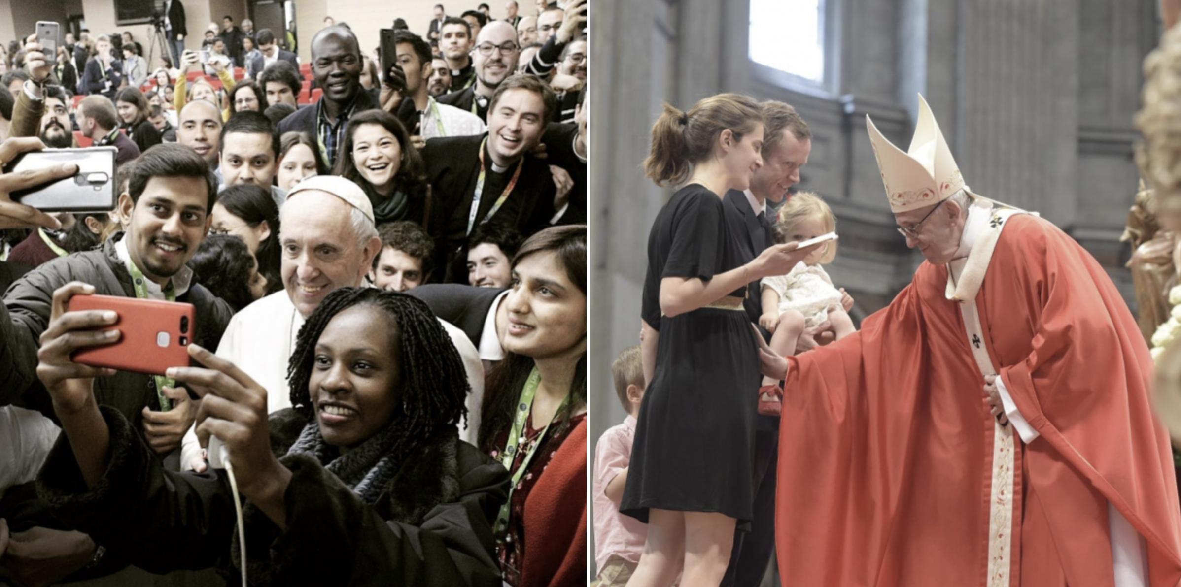 Oposição ao Papa tem rede de blogs, panfletagem e acusações de comunismo