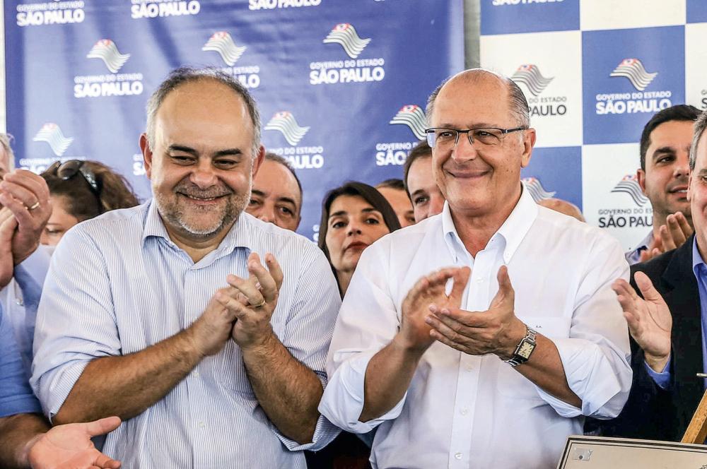 Preso homem de confiança de Alckmin, que tucano escalou para investigar Paulo Preto