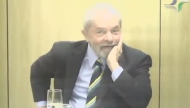 Bem humorado, Lula depõe e convida juiz Bretas para comício de sua campanha em 2018; veja trecho e íntegra