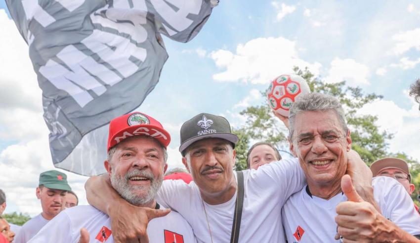 """Mano Brown: """"Eu só vejo solução se Lula for presidente"""""""