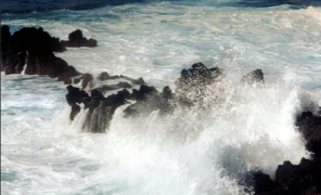 Eu e a onda, ou a brisa