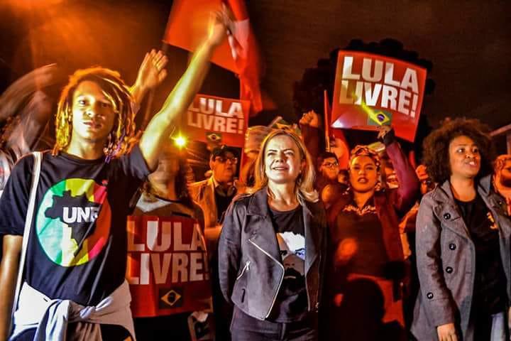 Com voto de Lewandowski, STF absolve Gleisi e Paulo Bernardo em ação penal na Lava Jato