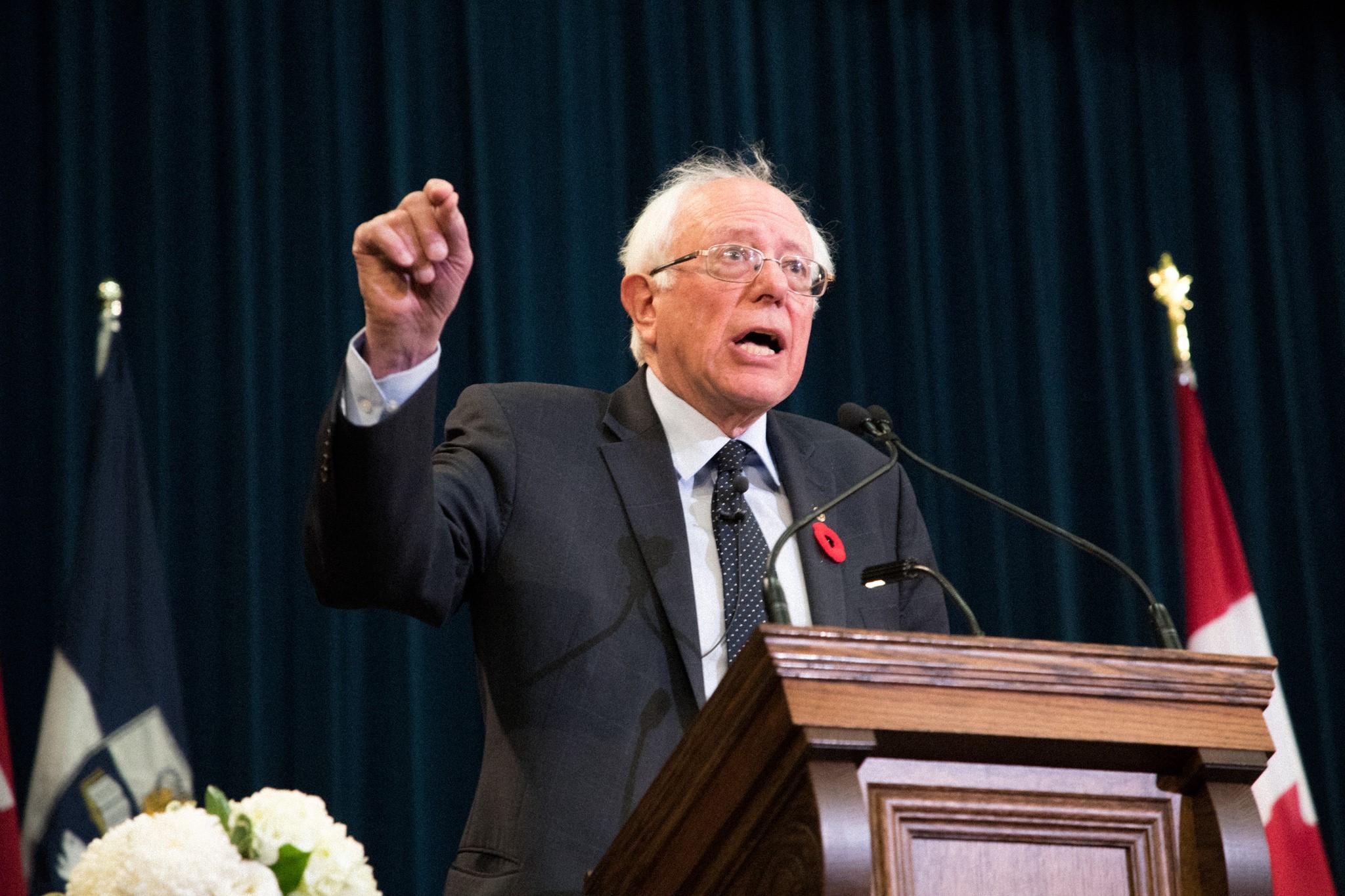 Bernie Sanders tem chance?