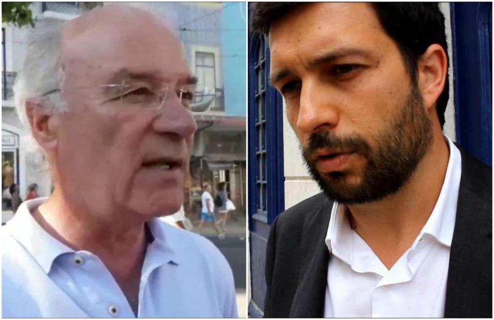 Deputado e dirigente sindical portugueses denunciam a perseguição a Lula; veja vídeos