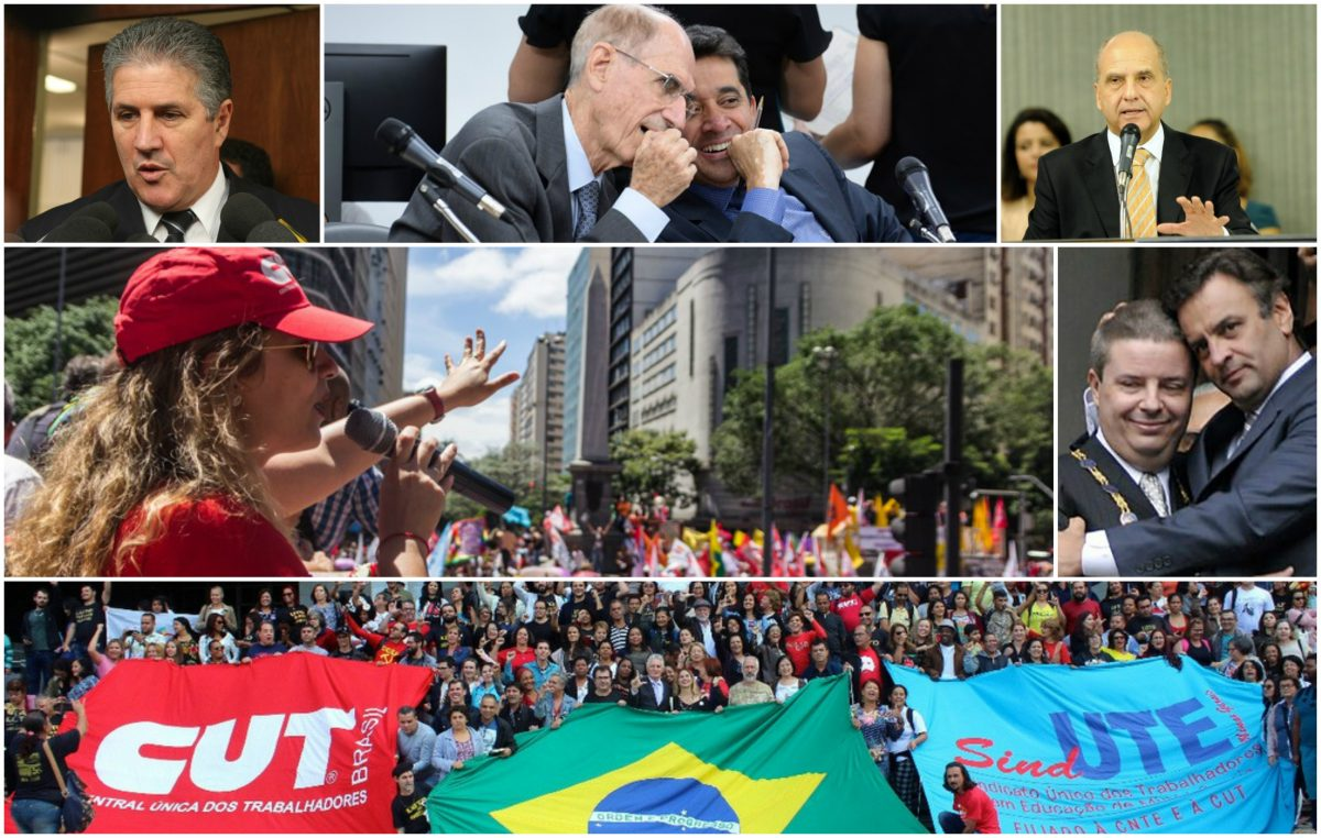 Educadores e Sind-UTE derrotam deputados a serviço de Anastasia e Aécio; Assembleia de Minas aprova PEC do Piso em  2º turno