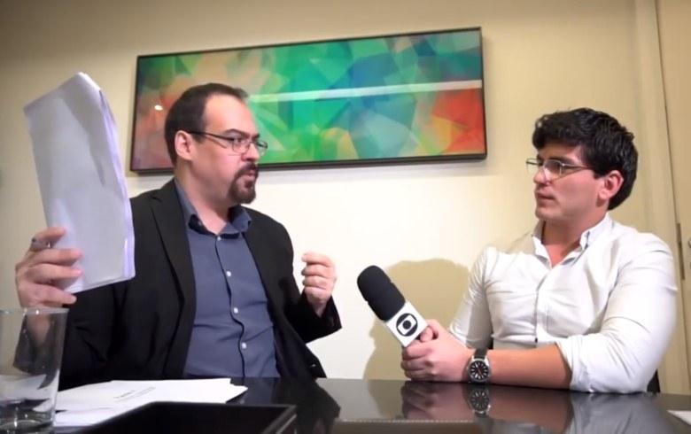 Dono de site disseminador de fake news acusa a Rede Globo de divulgar fake news