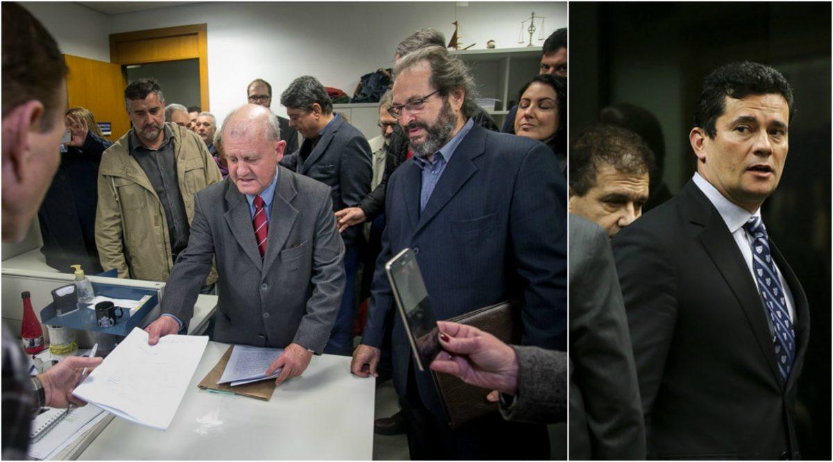 """Advogados protocolam no MPF pedido de investigação de Moro no caso do HC de Lula: """"Cometeu crime de prevaricação, artigo 319 do Código Penal"""""""