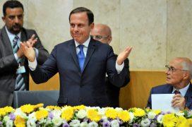 Para alavancar Doria, PSDB puxa tapete de França e paralisa trabalhos na Assembleia; veja vídeo