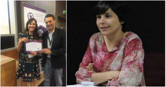 """Professora da UnB recebe prêmio em Paris e o dedica a Lula: """"Pessoa que mais investiu na inclusão social""""; veja vídeo"""
