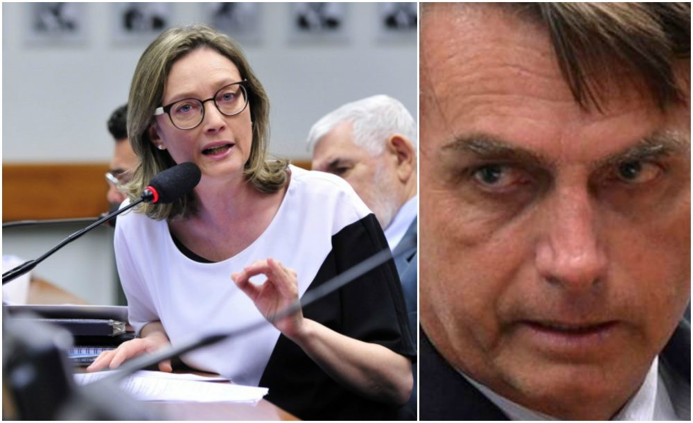 Bolsonaro tem 15 dias para indenizar Maria do Rosário e se retratar nas redes sociais;  vídeo