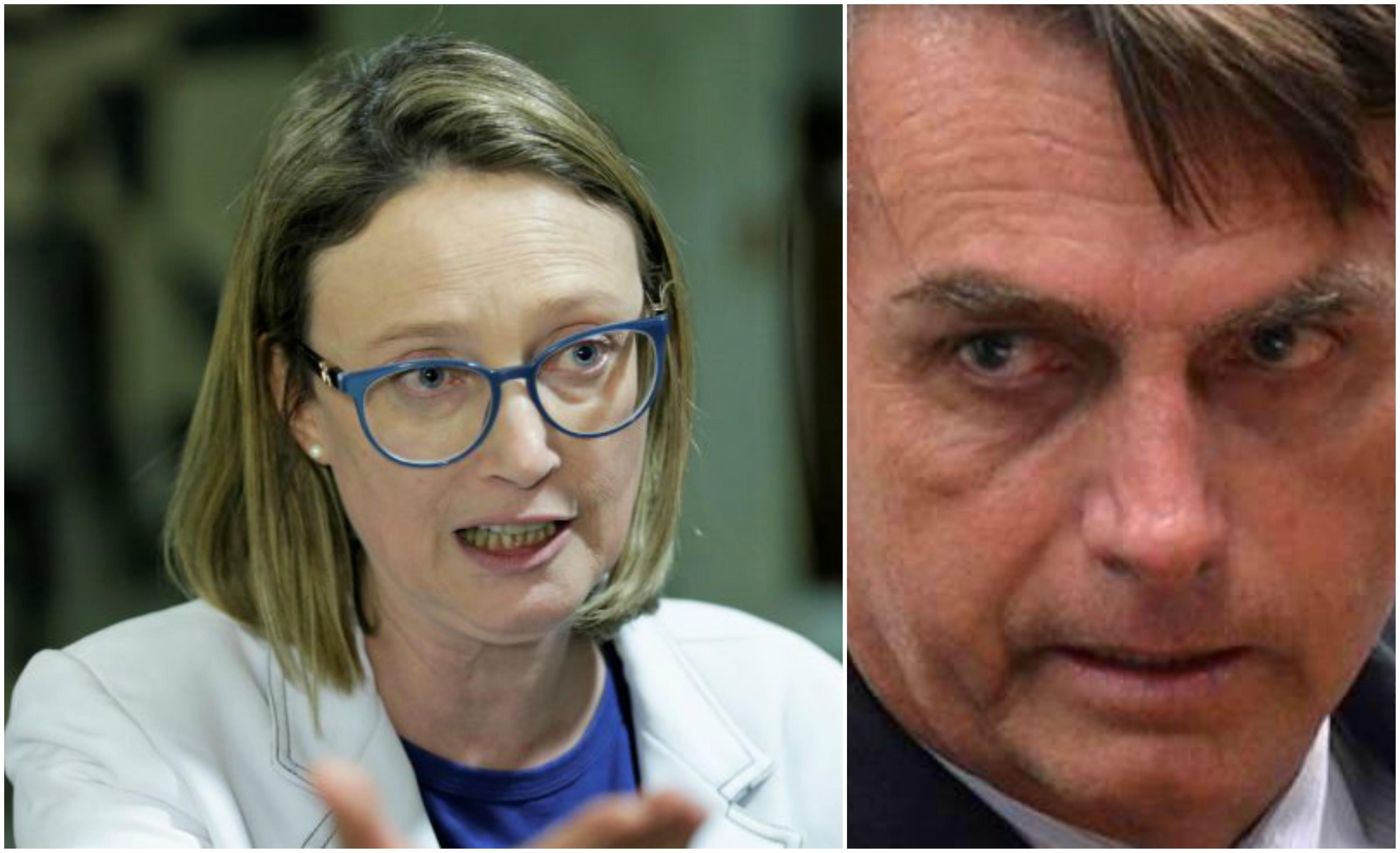 """Bolsonaro queria se livrar dos processos abertos contra ele por Maria do Rosário: """"Não levou; segue réu"""""""