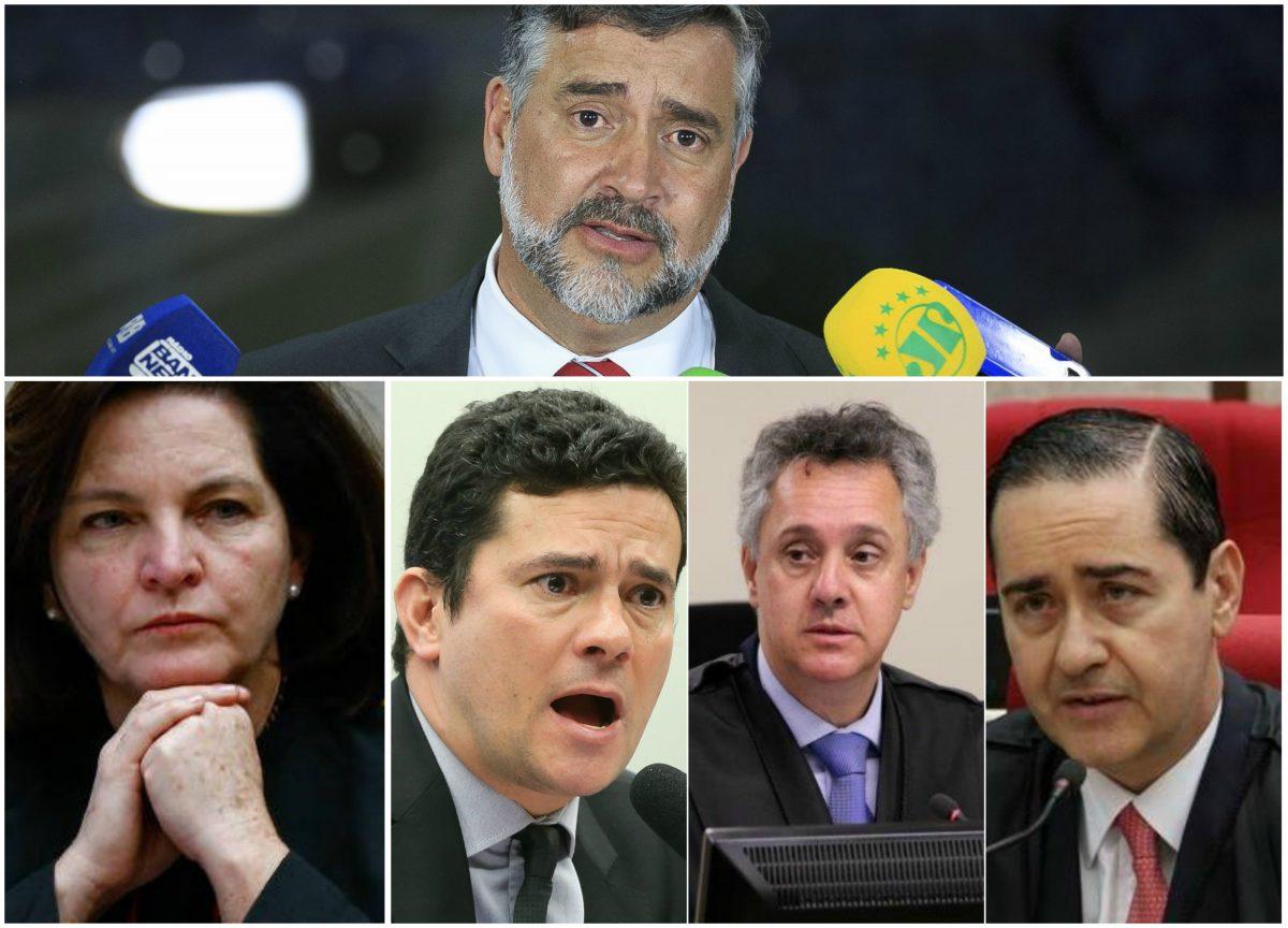 """Pimenta: """"Moro, Dodge, Flores e Gebran se associaram, formando uma quadrilha de toga para impedir  libertação de Lula""""; assista"""