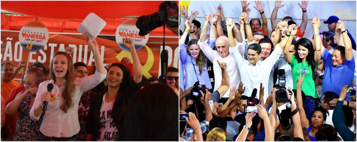 Coligação PT-PSB veta candidatura de Vanessa Grazziotin ao Senado, mas dá legenda a defensor de Bolsonaro; veja vídeo