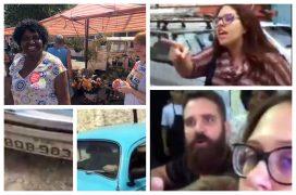 Benedita denuncia agressão a ela e a assessores por casal eleitor de Bolsonaro: Tomaram celular, puxaram cabelo; veja vídeo
