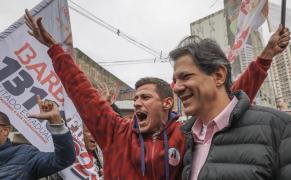 Bolsonaro lidera, mas Haddad sobe e vira sobre ele no segundo turno; Ciro cresce 3%, com rejeição em baixa