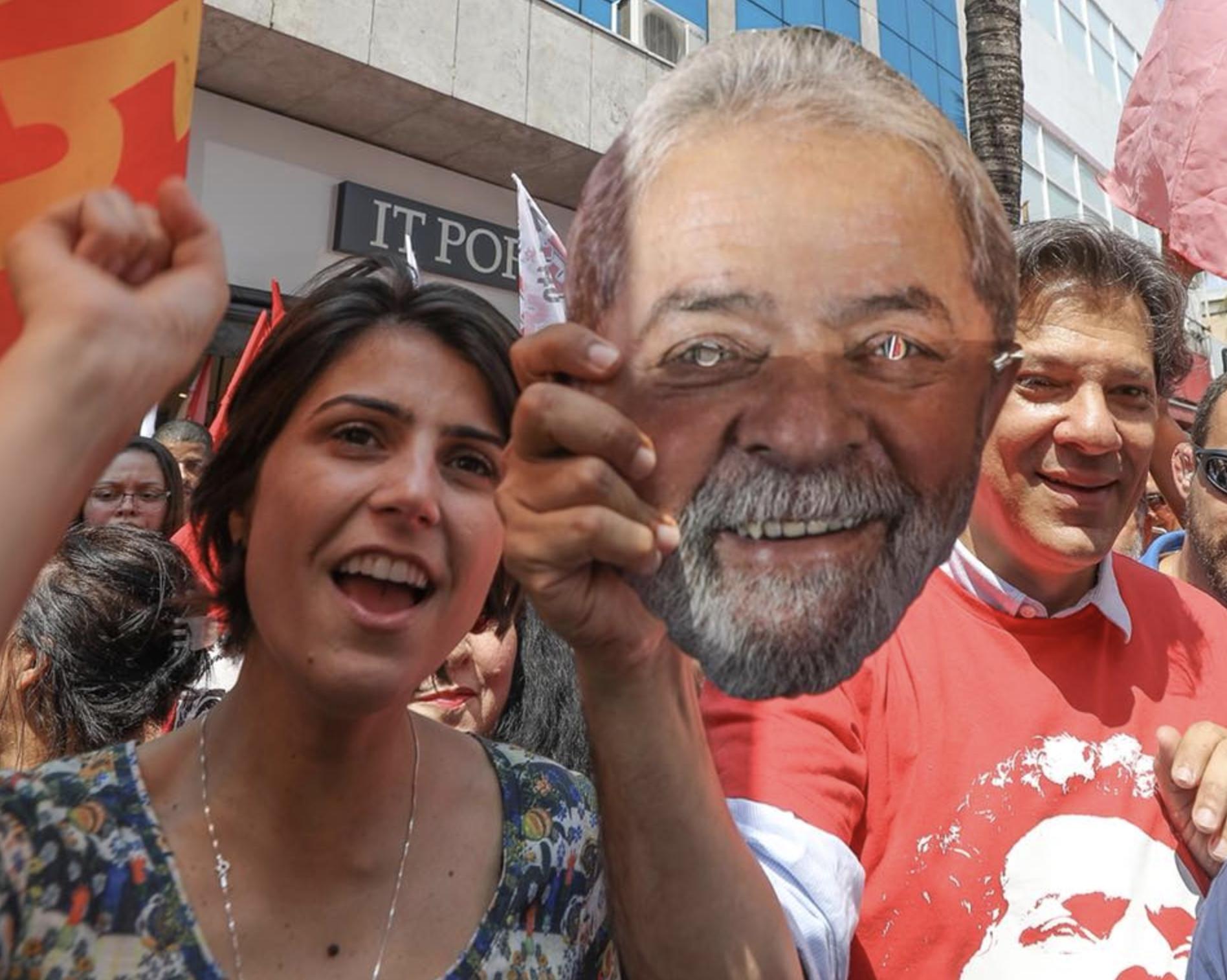 Haddad sobe 4 pontos em 3 dias e empata com Ciro Gomes, com 13%; Bolsonaro ganha dois pontos e lidera com 26%
