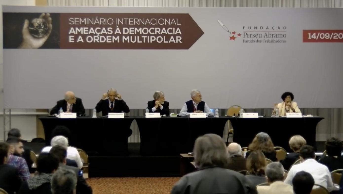 Marilena Chauí e a democracia em perigo: O neoliberalismo (de Bolsonaro) é a nova forma de totalitarismo; vídeo com transcrição