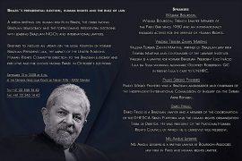 Ao vivo, de Genebra: Defesa e autoridades em direitos humanos denunciam  perseguição a Lula, o desrespeito à decisão da ONU