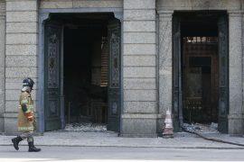 """Damous detona os golpistas agora chocados com a destruição do Museu Nacional:  """"Hipócritas!"""""""