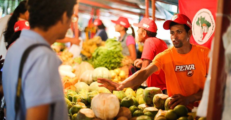 Leonardo Corrêa: Plano de governo de Haddad trata da alimentação saudável, com menos veneno