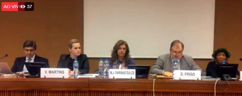 ONU, ao vivo: Entidades e movimentos sociais denunciam violações aos direitos humanos no Brasil
