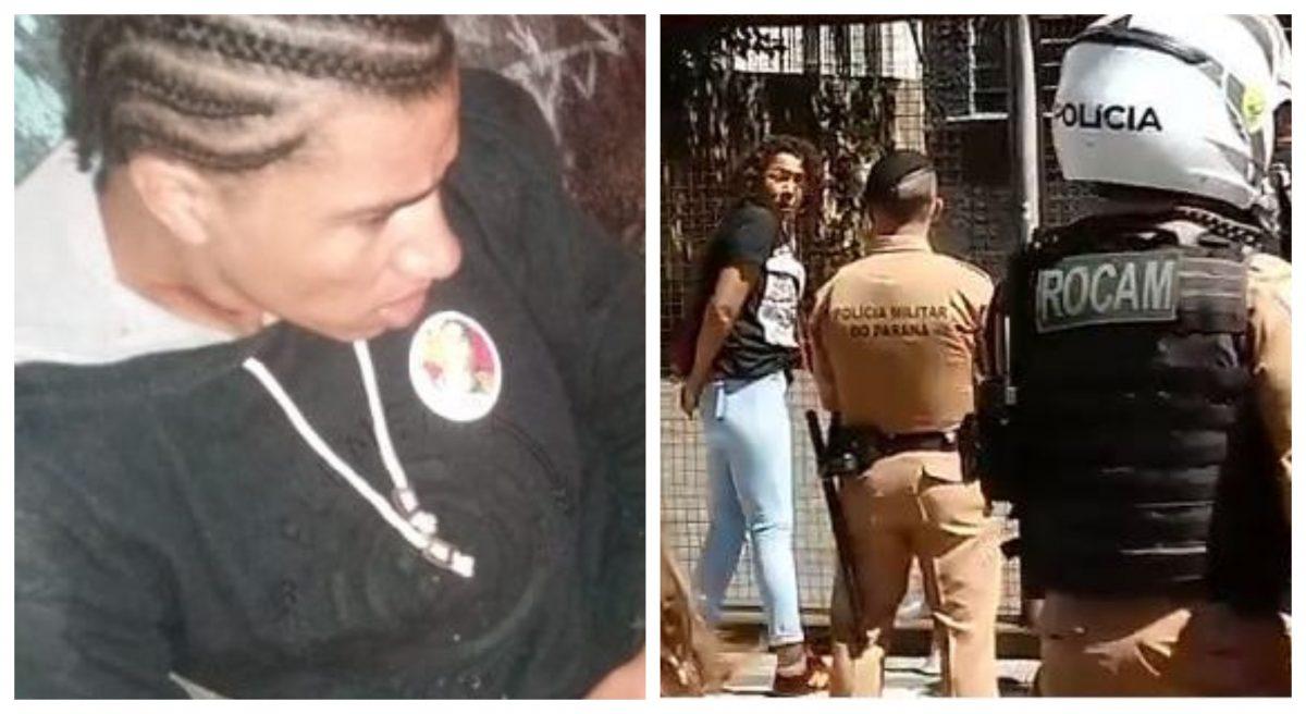 Dr. Rosinha denuncia violência policial contra candidatos do PT: A única explicação é que Edna e Rafael são negros, do PT e dos movimentos sociais