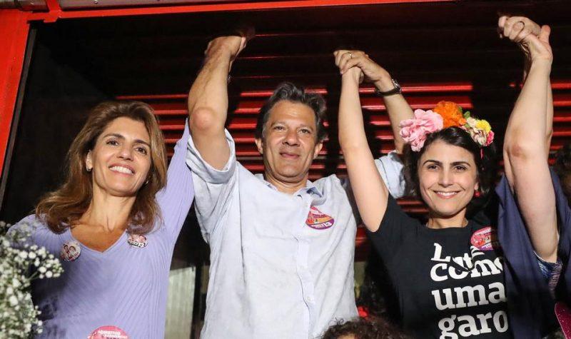 Mateus Souza: Para dar basta ao fascismo só há uma alternativa, Haddad-Manuela