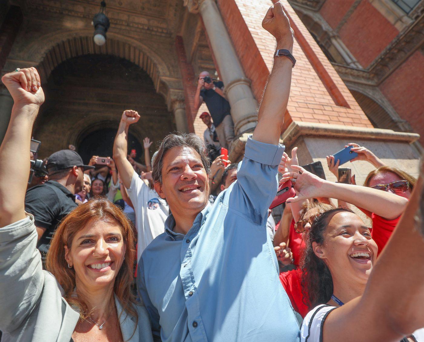 Coletivo Saúde Pública da USP:  Democracia faz bem à saúde; Haddad-Manuela, a garantia desses direitos e melhor SUS