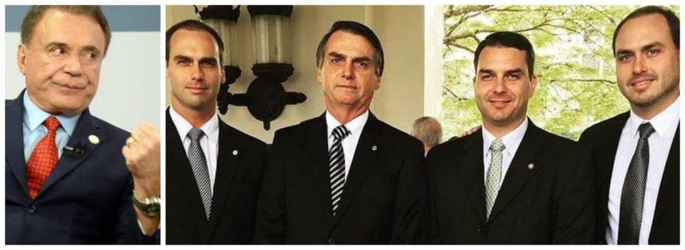 """Álvaro Dias a eleitores de Bolsonaro: """"Um bandido; em 30 anos, só fez para ele e a família; vagabundo total"""", veja vídeo"""