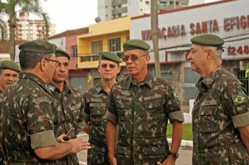 "General candidato a ministro de Bolsonaro alerta ambientalistas e promotores: ""Derrubei todas as árvores sem ninguém encher o saco"""