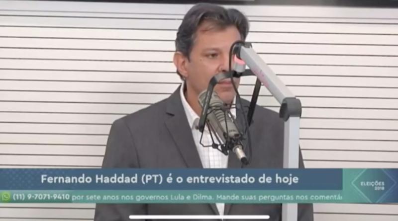 Haddad sugere ao Ministério Público Eleitoral: Prisão de um único empresário põe abaixo esquema fraudulento de Bolsonaro; veja