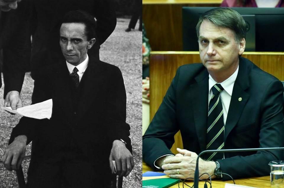 Gabriel Cohn: O novo mundo, aquele que se ensaia no Brasil de Bolsonaro, é o de Goebbels