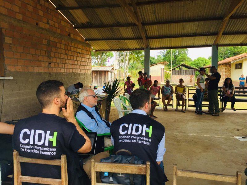 Produtores de soja ameaçam Comissão Interamericana de Direitos Humanos para impedir reunião com indígenas em Santarém