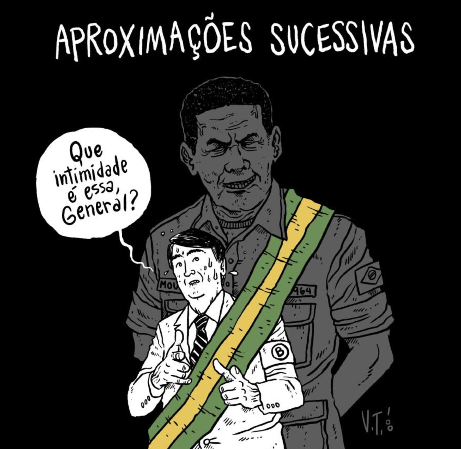 André Singer: Bolsonaro aquece os aviões para o bombardeio das cidadelas democráticas