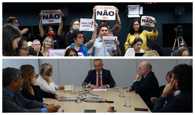 Lei da Mordaça: na Câmara, oposição barra votação; em Minas, entidades da Educação reúnem-se com o MP; veja as recomendações às escolas