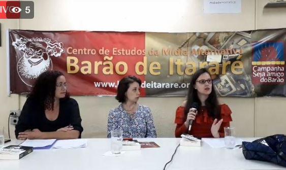 """Esther Solano e Kelli Maffort falam sobre o livro """"A nova direita"""""""