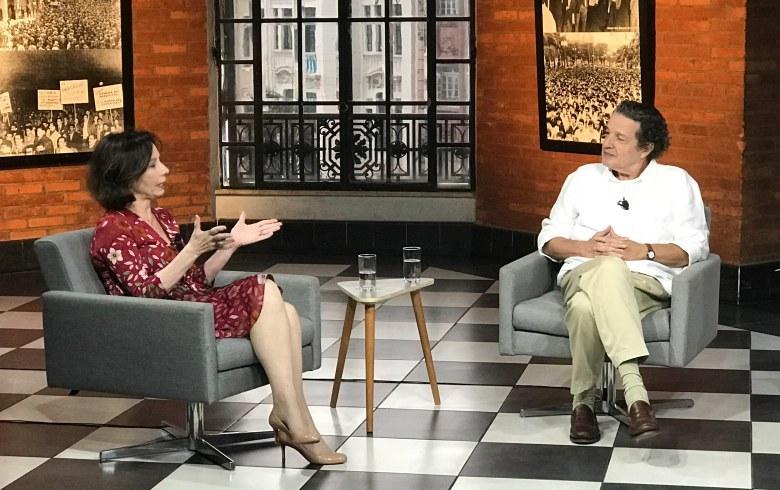 """Reitora da PUC-SP a Juca kfouri: """"Escola sem partido, no fundo, é de um só partido""""; veja a entrevista"""
